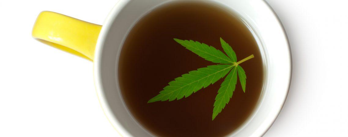 té de marihuana
